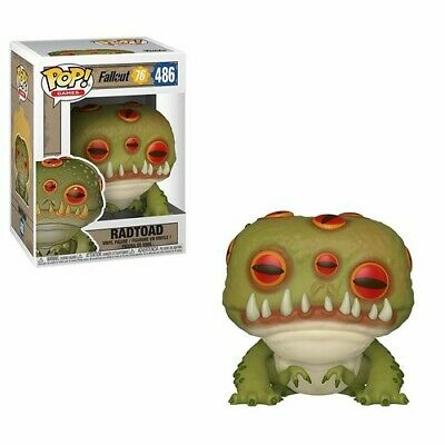 Fallout 76 - Radtoad - Funko Pop! Games: (2019, Toy NEUF)