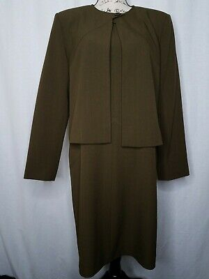 Harve Bernard Size 10 Two-piece Ladies Dress Suit