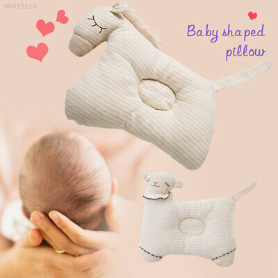 EA28 Cotton Newborn Cute Baby Shaping Pillow Pillows Cartton Baby Pillow