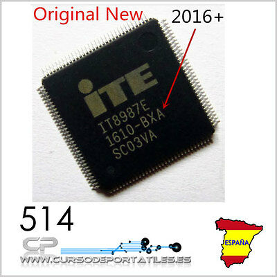 1 Unity It8987e It 8987e 100% New It8987 E Bxa Qfp-128