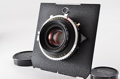 【N MINT+++】 Schneider SYMMAR S 100mm F5.6 MC Lens COPAL N0,0 shutter From JAPAN