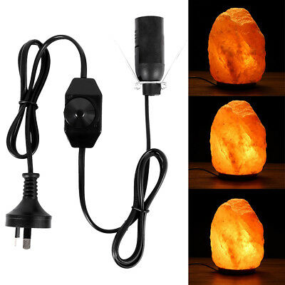 For Himalayan Salt Lamp High Quality Power Cord Approved W/ Dimmer Switch AU!