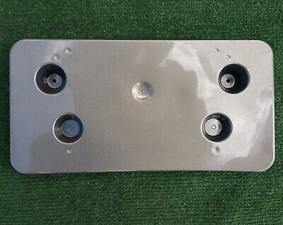 Bronze Dune Genuine GM OEM Factory Cadillac XTS Front License Plate Tag Mount