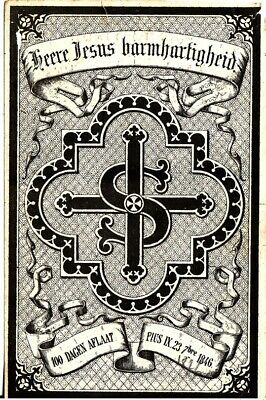 344.Andachtsbild Funeral Holy Card