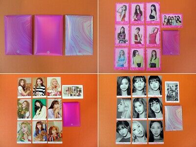 Twice - Fancy You (Official) 30 Photocards (Pre Order Benefit Photocard 3 Set)