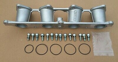 Ford Pinto Nos Jenvey Inlet Manifold 40Dcoe Weber Dellorto Carbs Throttle Bodies