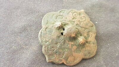 Stunning rare Roman/Byzantine mount found in Europe in uncleaned condition L133e