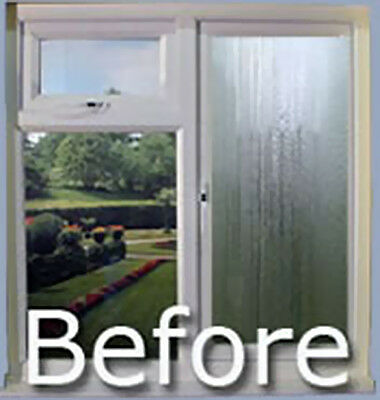 DIY Kit will repair 4 double glazed sealed units condensation clear fog mist