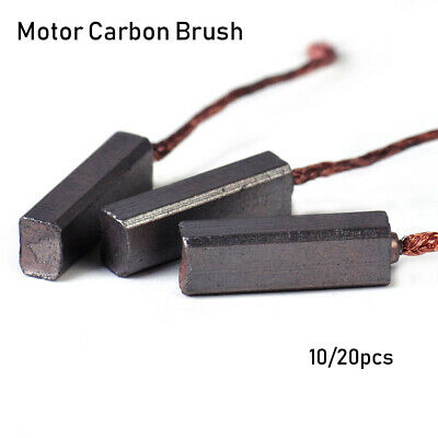 Generic Carbon Brushes Wire Brush Replacement Leads Generator Electric Motor