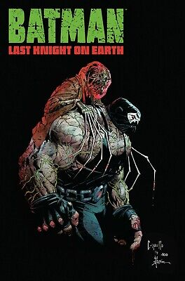 Batman Last Knight on Earth #2 Cover A DC Comics PREORDER - SHIPS 31/07/19