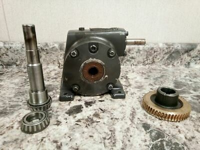 Dayton 2Z308 0.75 Max Input HP 67 Output RPM Indirect Drive Speed Reducer