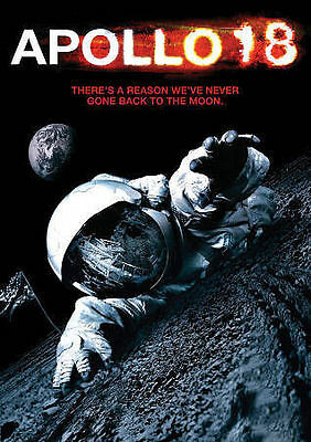 Apollo 18, Very Good DVD, , Gonzalo López-Gallego