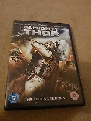 Almighty Thor (DVD, 2011)