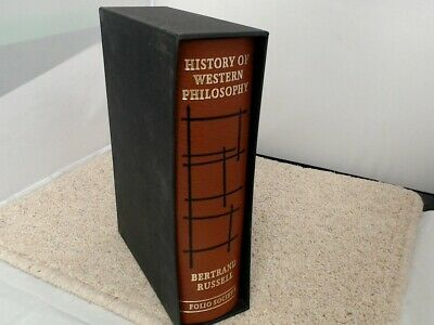 HISTORY OF WESTERN Philosophy by Bertrand Russell (Paperback
