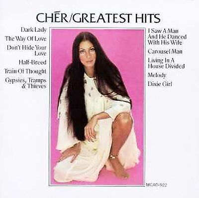 Cher, Cher - Greatest Hits [MCA], Excellent, Audio CD