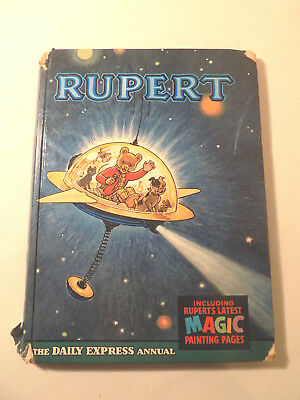 Vintage Rupert Daily Express Annual 1966