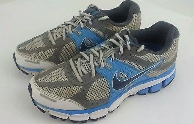 26cd56b74bd Nike Pegasus 29 Size 7 Blue Gray Womens Running Shoes Cross Fit Athletic