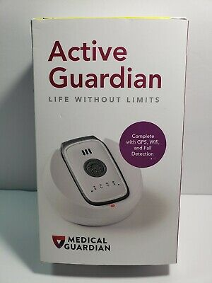 Medical Active Guardian Belle+LE060Z Medical Alert GPS, WiFi and Fall Detection