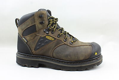 504e45bac1c5 KEEN MENS BROWN Work   Safety Boots Size 10.5 (248516) -  54.99 ...