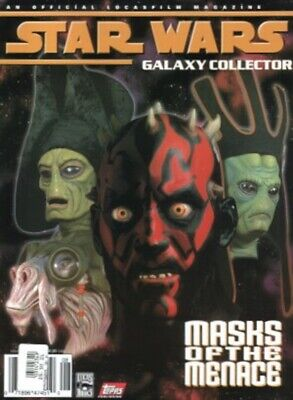 Star Wars Galaxy Collector Issue #8  SEALED WITH PREMIUMS