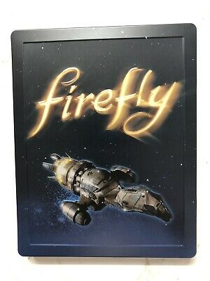 Firefly - The Complete Series Limited Edition Steelbook [Blu-ray] [2002]