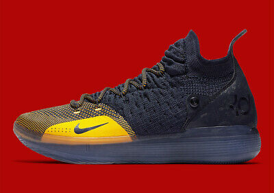 c32ab316fb7d86 Nike Zoom KD11 Kevin Durant Chinese Zodiac Navy AO2604-400 Size 8.5