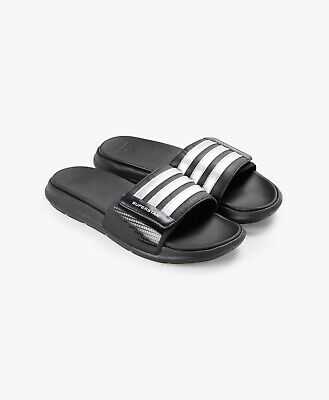 242b6b275e26 ADIDAS SUPERSTAR 4G Men Black Slides Athletic Sport Sandals AQ5893 ...