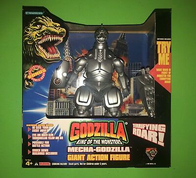 Godzilla King Of The Monsters 1994 Mecha Godzilla Giant Action Figure NEW SEALED