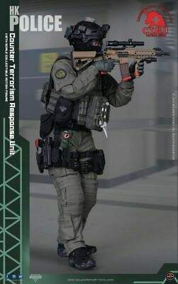 Soldier Story 1/6 SS116 HK POLICE - CTRU Tactical Medic Soldier  action Figure