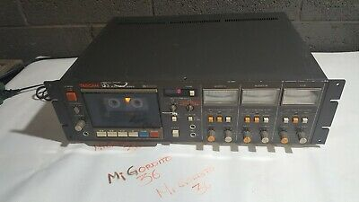 Tascam 133 Multi-image Two-speed Tape Deck
