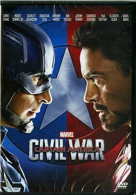 |062656|Captain America-Civil War (Russo Anthony,Russo Joe) |New|