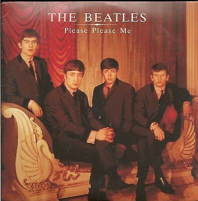 The BEATLES - PLEASE P,EASE ME / ASK ME WHY - CD Single - Vinyl Replica