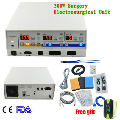Electrosurgical Unit LEEP Diathermy Cautery Machine 300W output electrotome A+