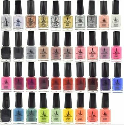Vivien Kondor Vegan Friendly Argan Care Nail Polish Full Range
