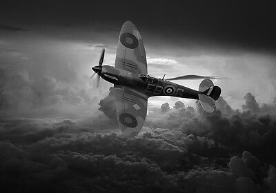 Supermarine Spitfire SM845 canvas prints various sizes free delivery