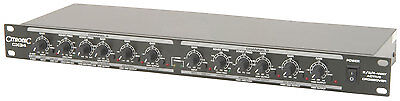 Citronic CX34 Active Crossover 2/3/4 Way Audio Band PA System *B-Stock