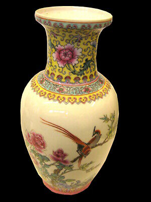 Original Porzellanvase, China