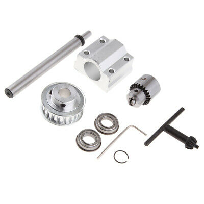 Precision JTO Table Saw/Bench Drill/ Electric Drill Unpower Spindle Assembly