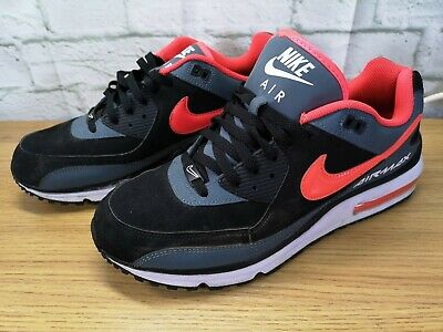 separation shoes 23e2a a5c83 Nike Air Max Wright Trainers 317551-069 - Mens Uk Size 11 (Ns3
