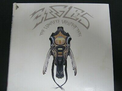 CD Music Album EAGLES THE COMPLETE GREATEST HITS (6)