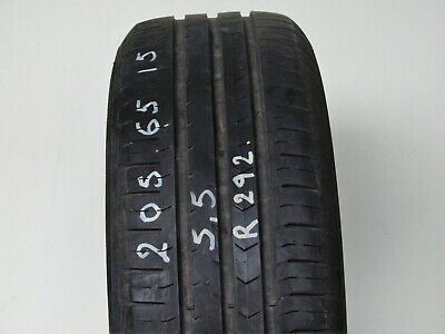 Gomme usate auto 205/65 r15 pneumatici continental contact 5 auto 2056515 -k292