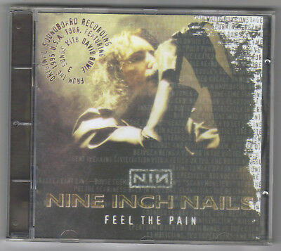 Cd Nine Inch Nails : Feel The Pain [ Live 1995 With David Bowie ] Rare
