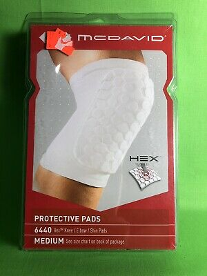 035d4e27cd Mcdavid 6440 Hex Knee Pads/ Elbow Pads/ Shin Pads for Volleyball,  Basketball,