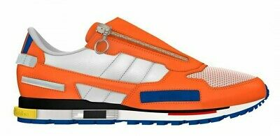 premium selection a1e21 44e80 MENS ADIDAS NEON Orange Raf Simons Rising Star 1 Sneakers Trainers Size  10.5UK