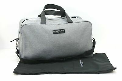 Emporio Armani Duffle / Holdall / Gym / Weekend / Sport Bag With Dust Bag
