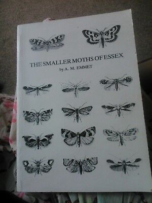 moths, Essex. The smaller moths of Essex, emmet.