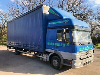 Mercedes-Benz Atego 822 AUTOMATIC WITH AIR CONDITIONING