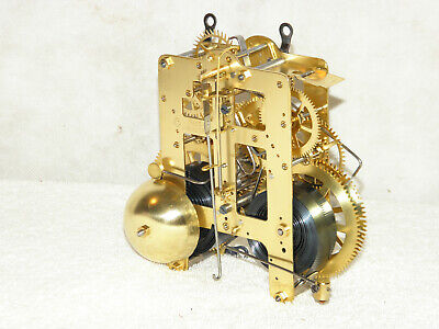 Seth Thomas 89C antique mantel clock movement. (rescued/rebuilt)