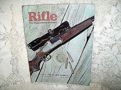 Rifle 1/2 1978~Shiloh Sharps Carbine~ Browning 1910~Rigid Ruger~T/C Renegade