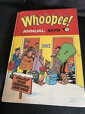WHOOPEE! annual 1979, fleetway, Good Condition Book, ISBN